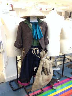 Rice Farmer Costume (1)