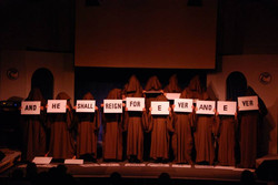The Tony Awards - Monks Of The Silent Order
