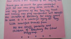 Pre-School Letter (2)