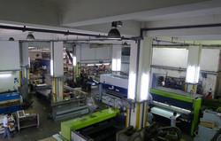 Yew Lee Metal Works Workshop