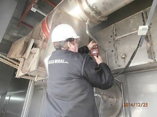 Inspectare cos de fum industrial.JPG