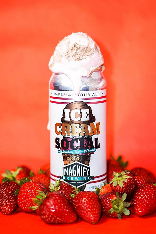 Ice Cream Social 4PK