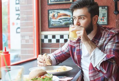 Essen Hamburger