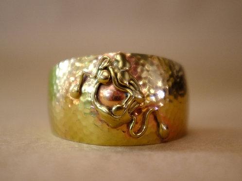 Bronze Wrist Cuff/Bracelet