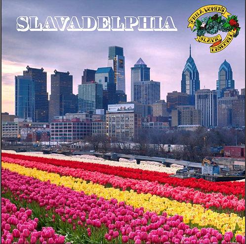 """Slavadelphia"" CD"