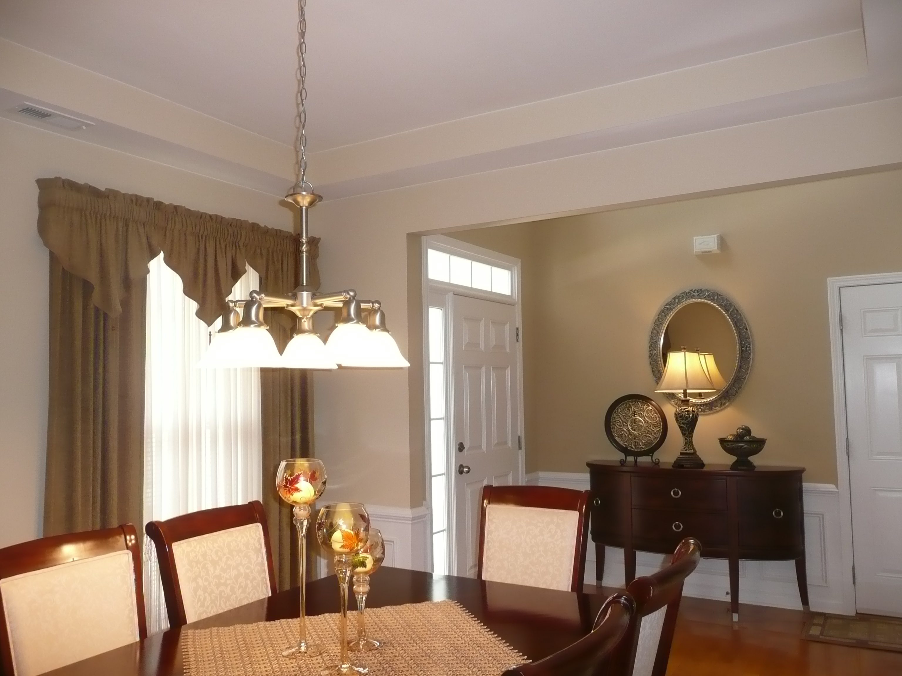 Dining Room and Foyer