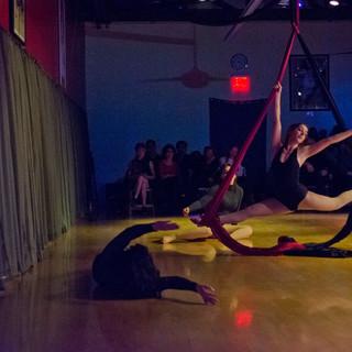 Custom Apparatus Choreography for Airedanse Collective