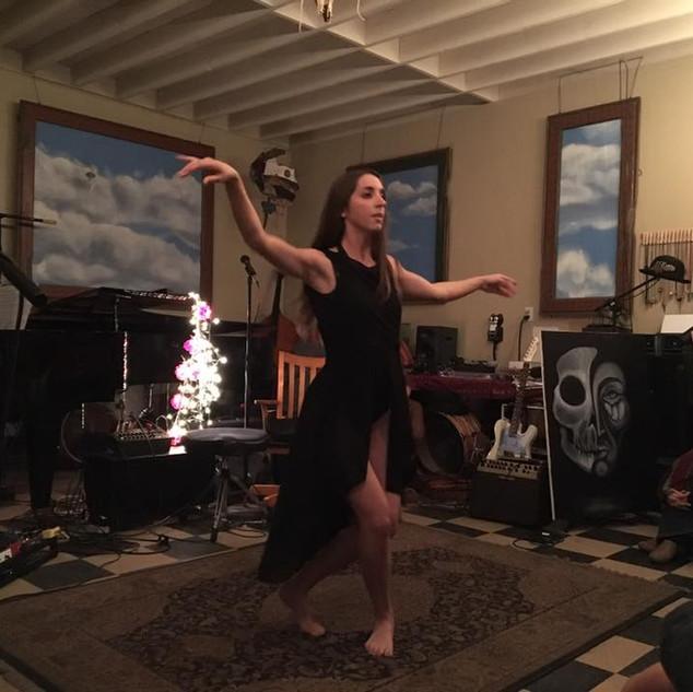 Persian Classical Dance for Totem SB's Winter Showcase