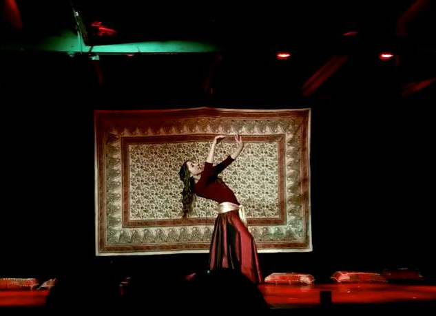 Persian Classical Dance at SoHo Restaurant and Music Club
