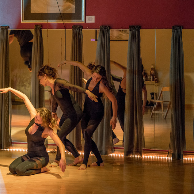 Raven Choreography with Airedanse Collective