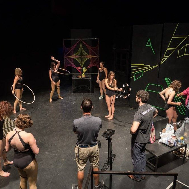 Behind the Scenes for Representation of the Braid Groups by Nancy Scherich