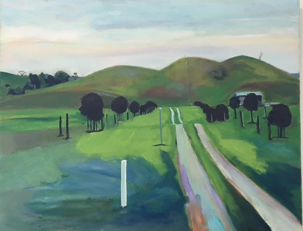 Robyn Wilson's landscape