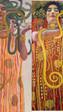 Medusa as inspired by Klimt's Hygieia