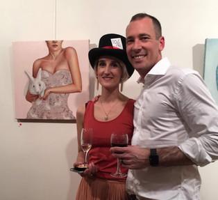 Artist & husband