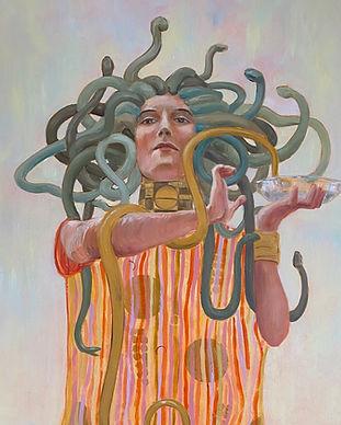 2021 Medusa After Klimt.jpg
