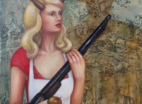 Pass me my gun dear