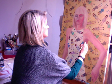 What makes an artist: Leah Mariani and her take on fashion