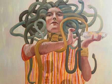 The Untold Story of Medusa