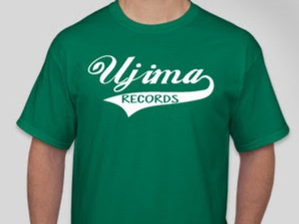 Ujima Records Vintage T [GREEN]