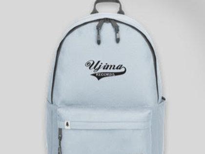 Ujima Records Backpack [WHITE]