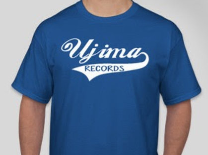 Ujima Records Vintage T [BLUE]