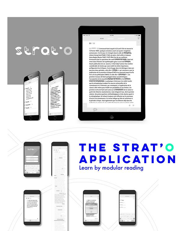 strato application