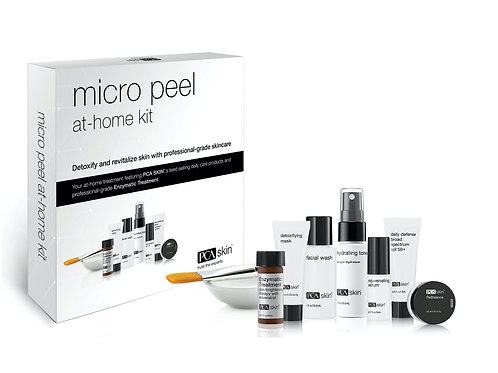 PCA Skin Micro-Peel Home Kit
