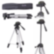 Takama 66-inch 3 Section Tripod with 3 W