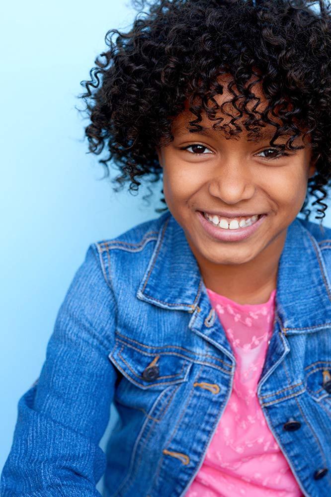 Ariel Trent (Girl)