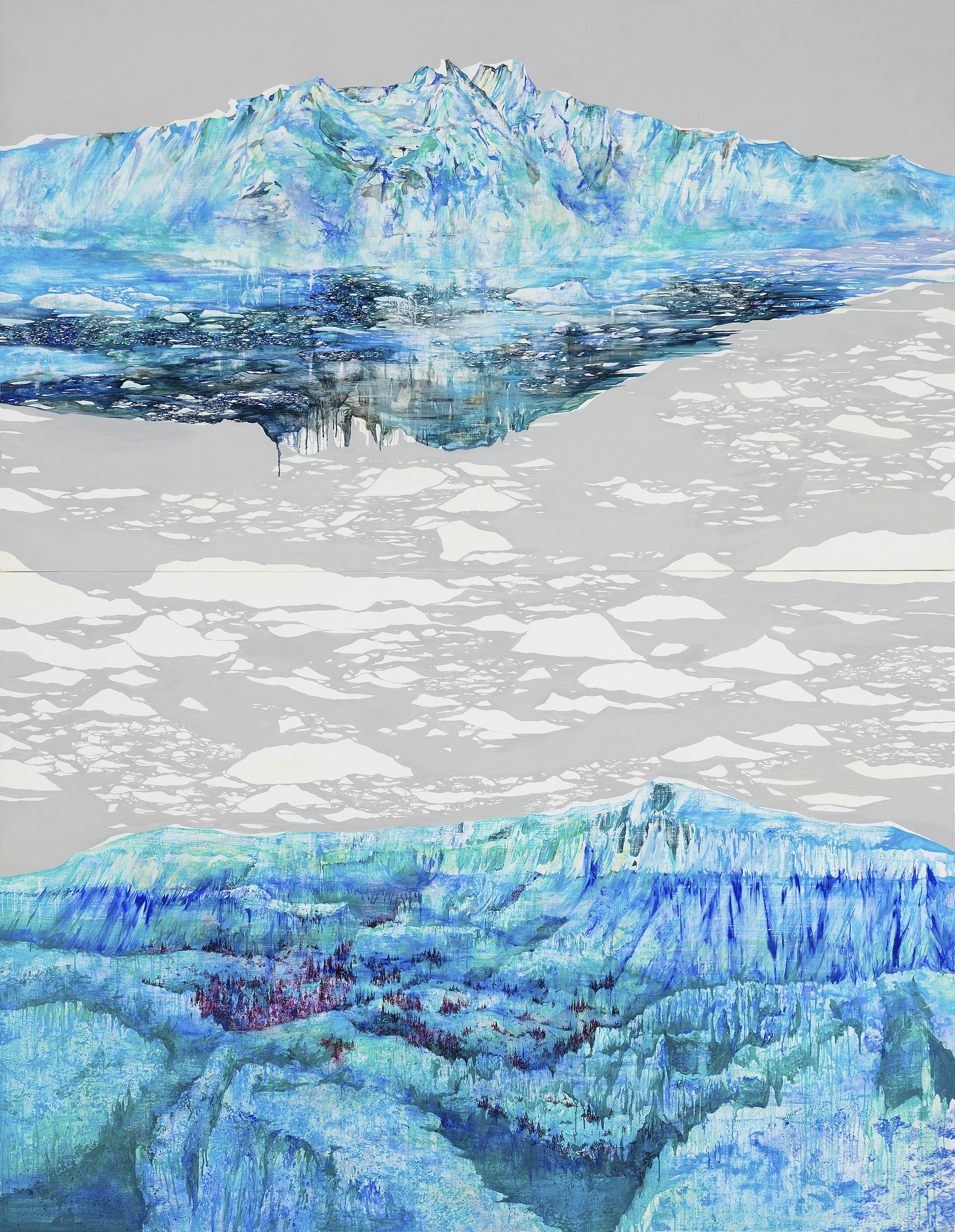 3 The Glacier Canyon
