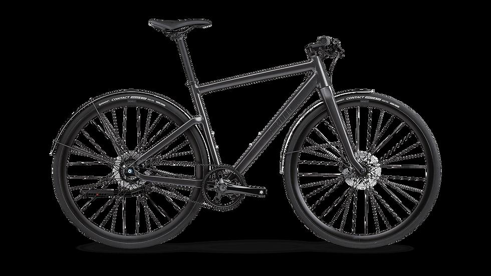 BMC Alpenchallenge 01 One Dark Grey