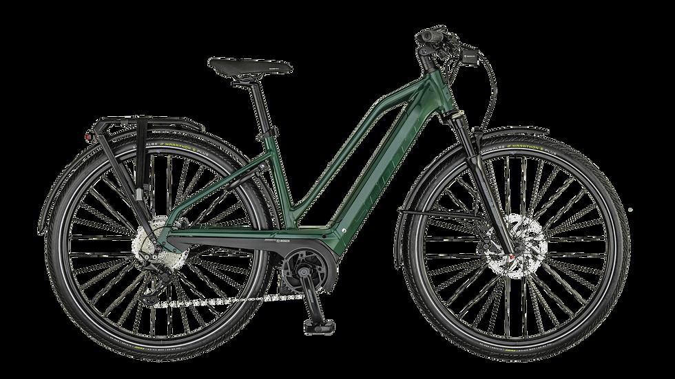 Scott Silence eRide 30 Green - In Stock