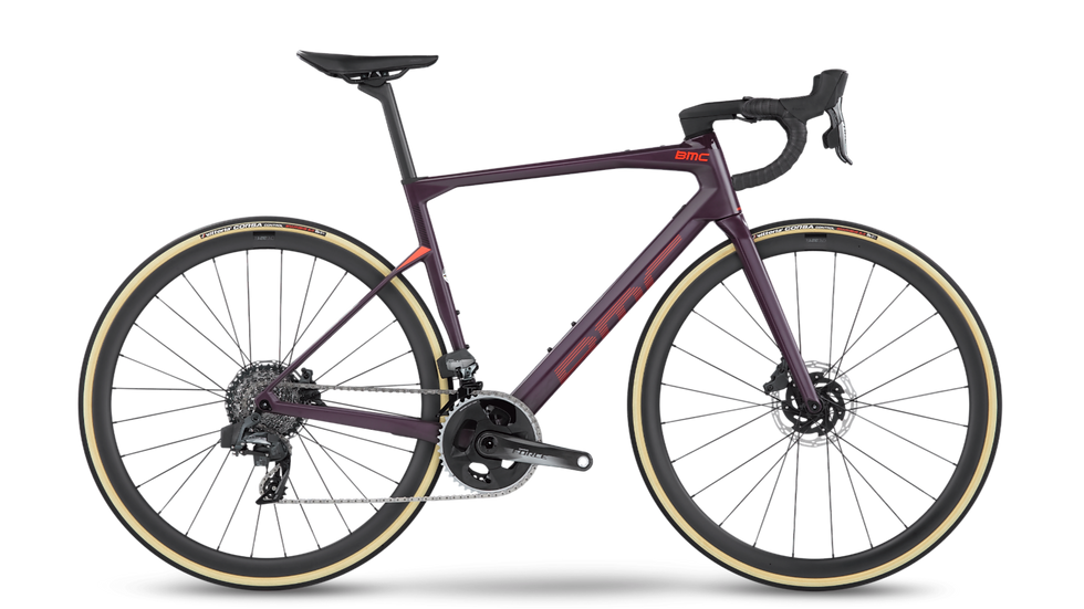 BMC Roadmachine 01 Four Force AXS - Reserve Now - Size 51, 54, 58 - March 2022