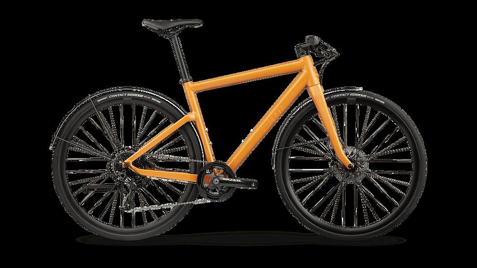 BMC Alpenchallenge 01 Three Matt Orange