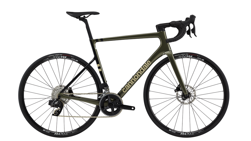 Cannondale SuperSix EVO Carbon Rival eTap AXS - Size 54 & 56 - In Stock