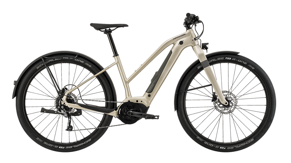 Cannondale Canvas Neo 2 Remixte - In Stock