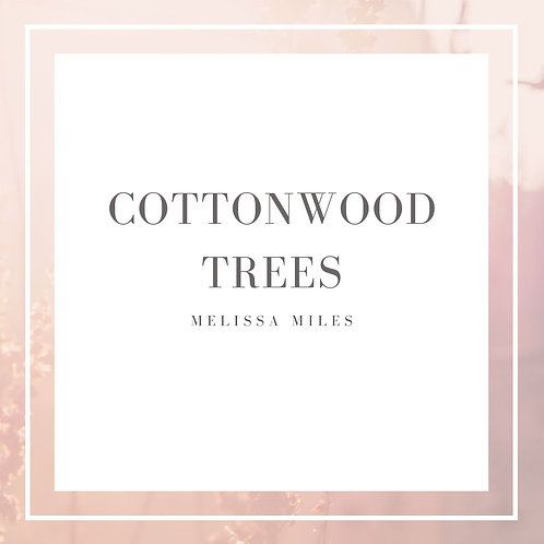 Cottonwood Trees (Single)
