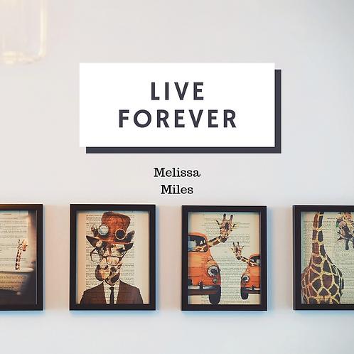Live Forever (Single)
