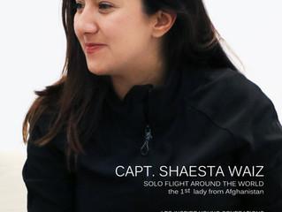 CAPT. SHAESTA WAIZ