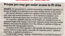 Jakarta Post News Paper