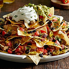 NOT YO' MOMMAS NACHOS