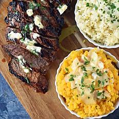 Marinated Tri-Tip Dinner