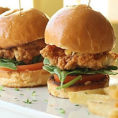 CHICKEN SLIDERS (3)