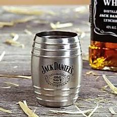 Peach Whiskey Mule