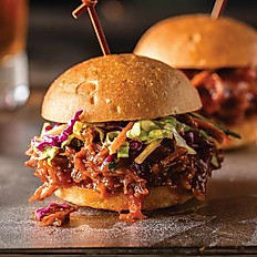 PULLED PORK SLIDERS (3)