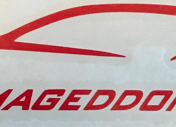 GuitarmageddonZL1 Vinyl Logo
