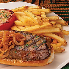 NY STEAK  SANDWICH