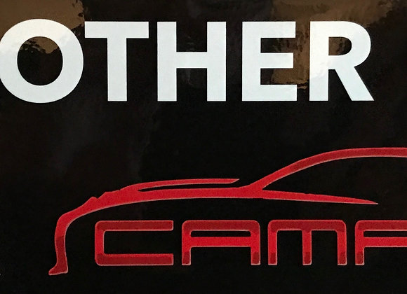 """My Other Car Is A Camaro"" Bumper Sticker"