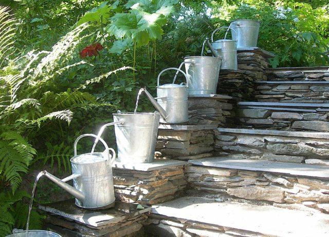 conseils-dC3A9coration-jardin-extC3A9rieur-fontaine