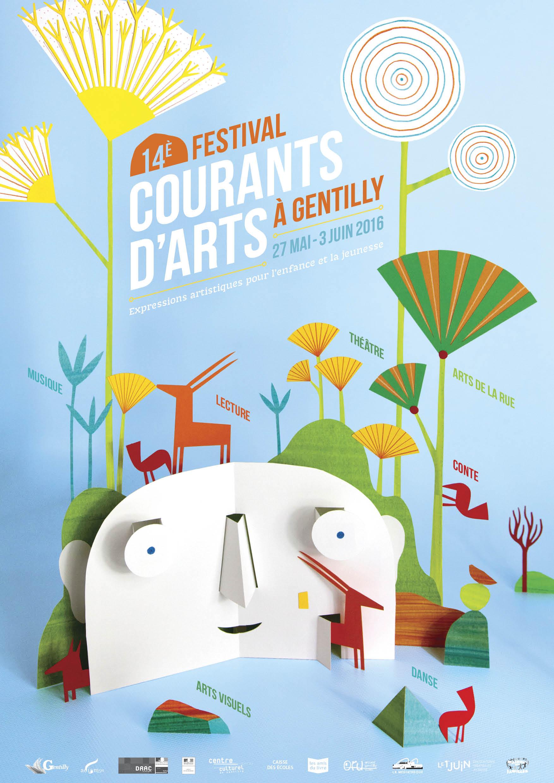 14ème festival Courants d'art